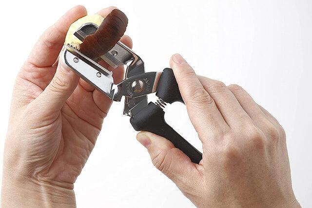 【所さんお届けモノです】燕三条『新型栗くり坊主 栗の皮剥きハサミ』の通販お取り寄せ