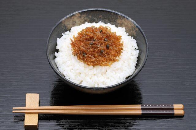 【ヒルナンデス】しらす山椒の佃煮 ご飯のお供の通販お取り寄せ お米のプロ絶賛