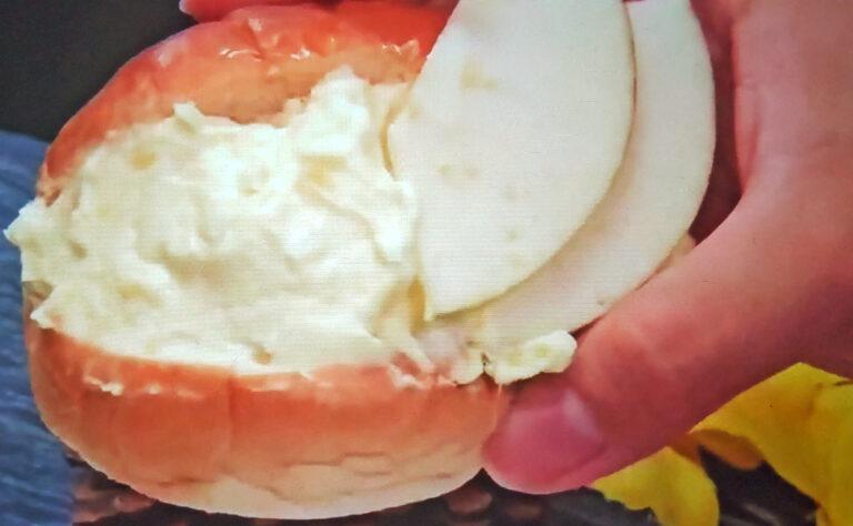 【ヒルナンデス】サツマイモのマリトッツォのレシピ|家政婦マコさんポリ袋レシピ