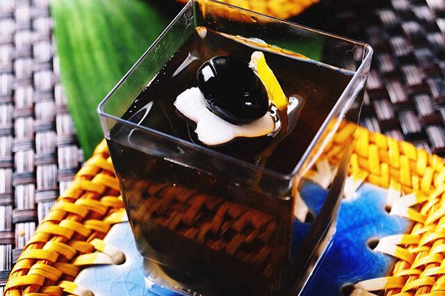【今夜くらべてみました】黒豆ゼリー(竹屋製菓)の通販お取り寄せ ぼる塾田辺さんおすすめ和スイーツ