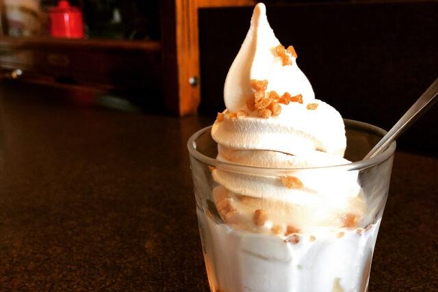 【相葉マナブ】ピーナッツソフトクリームのレシピ 万能ピーナッツペーストで作る